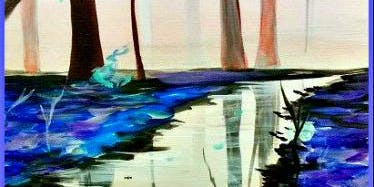 Paint Wine Denver Forest Floor Tues Oct 29th 6:30pm $30
