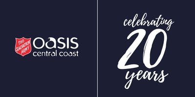 Oasis Central Coast Celebrating 20 Years