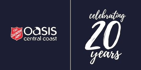 Oasis Central Coast Celebrating 20 Years tickets