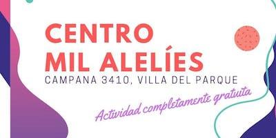 Jornada Holistica & Artística en Mil Alelíes - Actividad Gratuita
