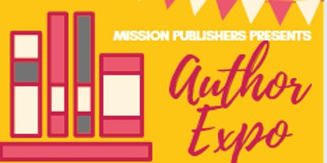 Author Expo tickets