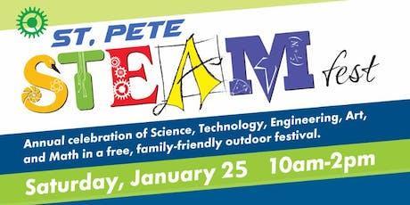St. Pete STEAMfest 2020 tickets