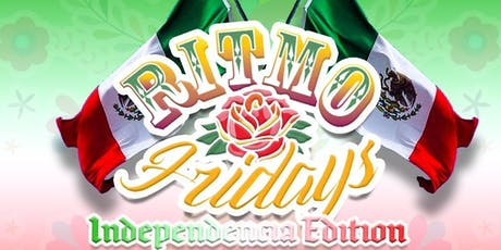 Ritmo Friday! Mexican Independence Weekend! tickets
