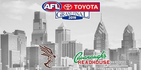 2019 Philadelphia Hawks Grand Final Watch Party tickets