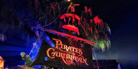 """""""Pirates Of The Caribbean"""" •• HALLOWEEN  tickets"""