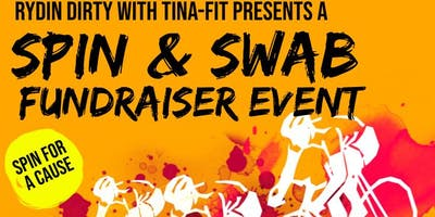 Spin and Swab Fundraiser Event