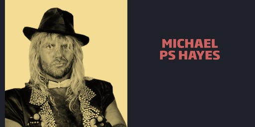 "Michael ""PS"" Hayes Meet & Greet Combo/WrestleCade FanFest 2019"