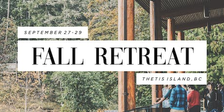 CCO UVIC Fall Retreat tickets