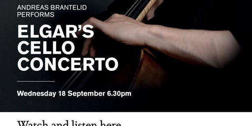 Elgar's Cello Concerto | Streamed live from the Sydney Opera House