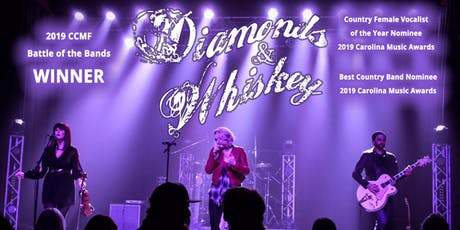 Country Music Night: Diamonds & Whiskey, Whitney Doucette & Moonshine Band tickets