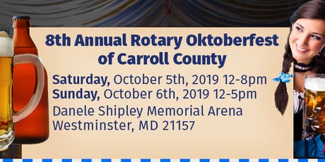 Rotary Oktoberfest of Carroll County tickets