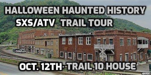 Halloween Haunted History ATV/UTV/SXS Trail Tour