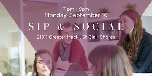 Sip & Social