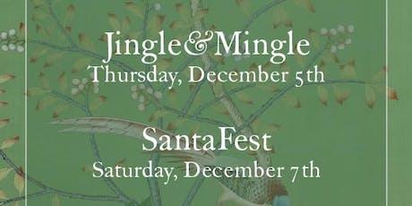 COS 18th Annual Jingle & Mingle and SantaFest  tickets