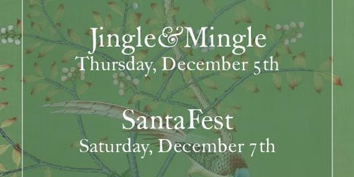 COS 18th Annual Jingle & Mingle and SantaFest