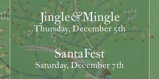 COS 18th Annual Jingle & Mingle and SantaFest