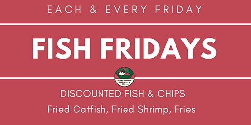 Fish Fridays  | The Caged Bird