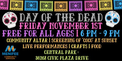 Dia de los Muertos (Day of the Dead) Celebration