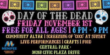 Dia de los Muertos (Day of the Dead) Celebration tickets