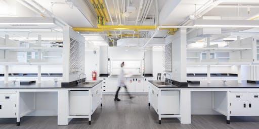 Souper Conf. LÉCan - Le nouveau centre de recherche de HMR – La conversion d'un ancien couvent en un centre de recherche à l'avant-garde