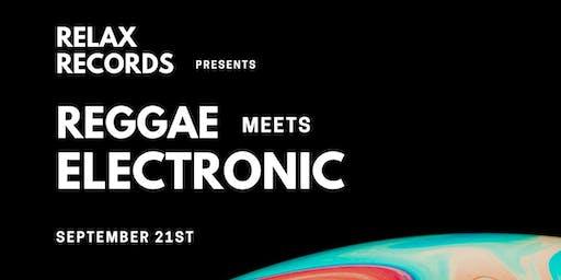 Reggae meets Electronic