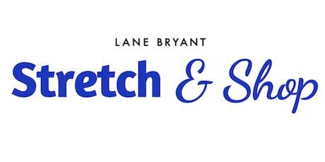 Stretch & Shop - FREE Yoga at Lane Bryant tickets