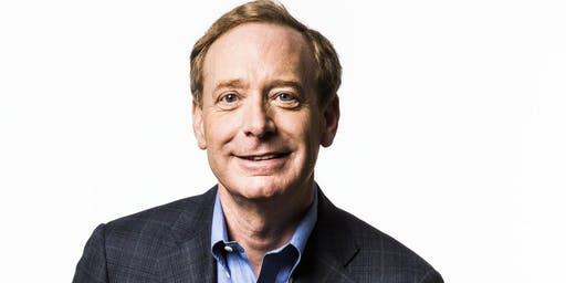 Meet Microsoft President Brad Smith