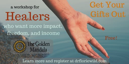 Get Your Gifts Out at the Golden Mandala