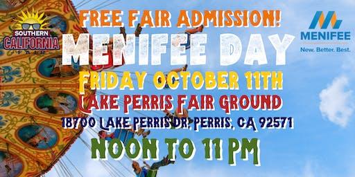 Menifee Day @ So Cal Fair