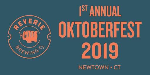 Reverie Brewing Company - 1st Annual Oktoberfest