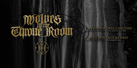 Wolves in the Throne Room - Auckland tickets