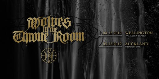Wolves in the Throne Room - Wellington