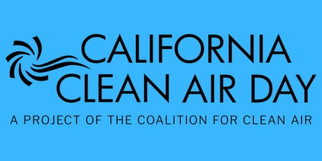 California Clean Air Day			Kick-Off & Panel Discussion tickets