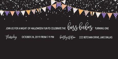 Boss Babes Halloween Birthday Bash tickets