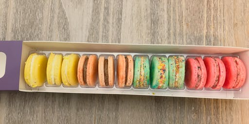 Make Your Own Macarons Workshop