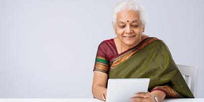 Tech Savvy Seniors - Introduction to Tablets presented in Hindi