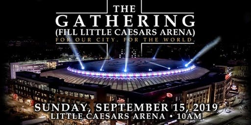 Awakening: The Gathering at Little Caesars Arena