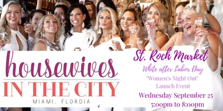 Miami Housewives In The City Launch Event tickets