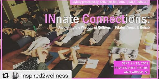 Community Master Class INnate Connections with Kelly Hale