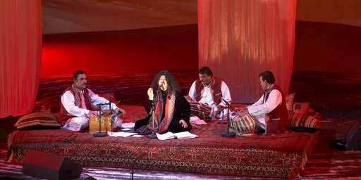 DIL San Francisco presents: A Sufi journey with Abida Parveen