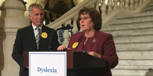 Dyslexia Awareness Day Rally