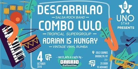 Descarrilao & Combo Lulo tickets