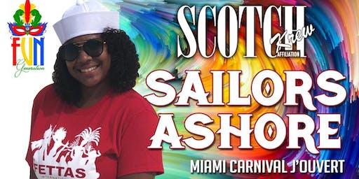 Fettas Intl - Miami Carnival Jouvert VIP Section