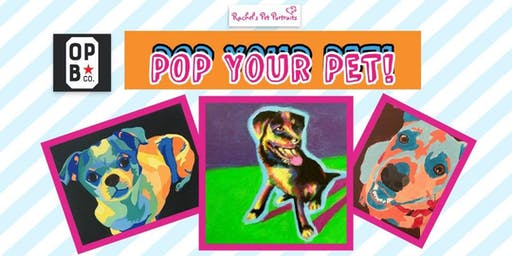 POP Your PET Paint Pawty!