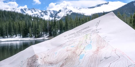 Skills for the Hills 2019: Backcountry Navigation with Map and Compass tickets