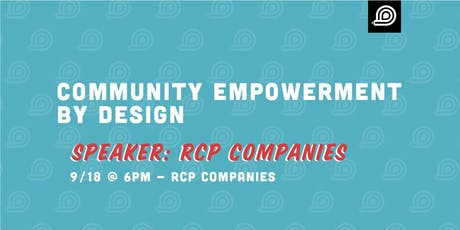 Community Empowerment by Design tickets