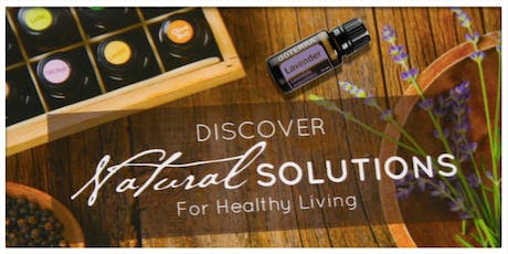 Natural Solutions Essential Oils Class tickets