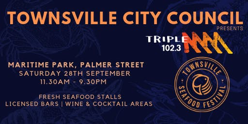 Townsville Seafood Festival (Saturday)