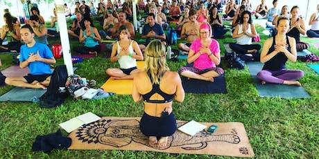 2020 Barefoot & Free Yoga Festival tickets