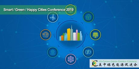 The UCGEC Smart/Green/Happy Cities Conference 2019 tickets